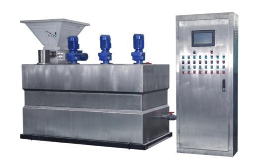 pac投加装置 成都齐力科技 四川齐力绿源水处理科技有限公司