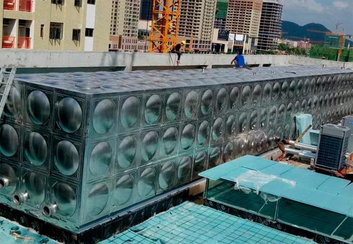 球形不锈钢水箱-优质IBC吨桶批发价格-四川康宏包装容器有限公司