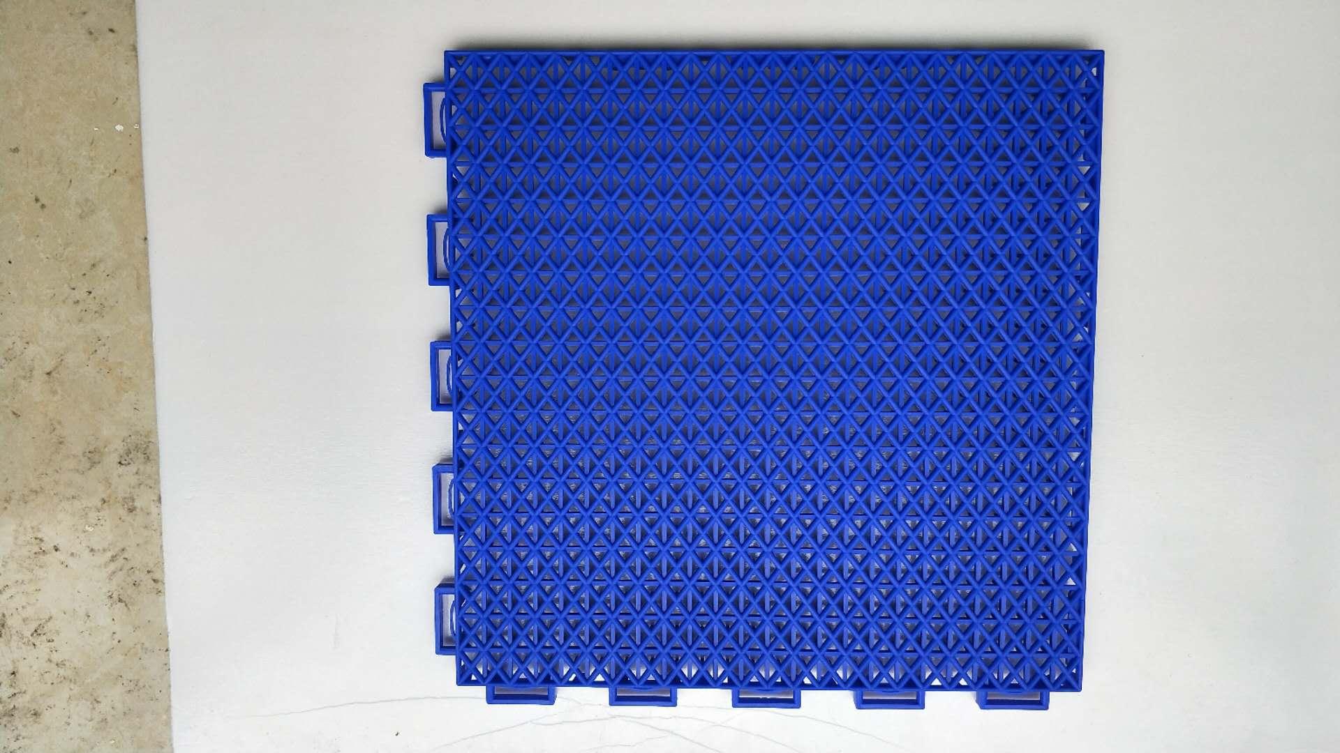 新都区塑料拼装地板批发价格 塑料地板价格 成都亿果体育用品有限公司