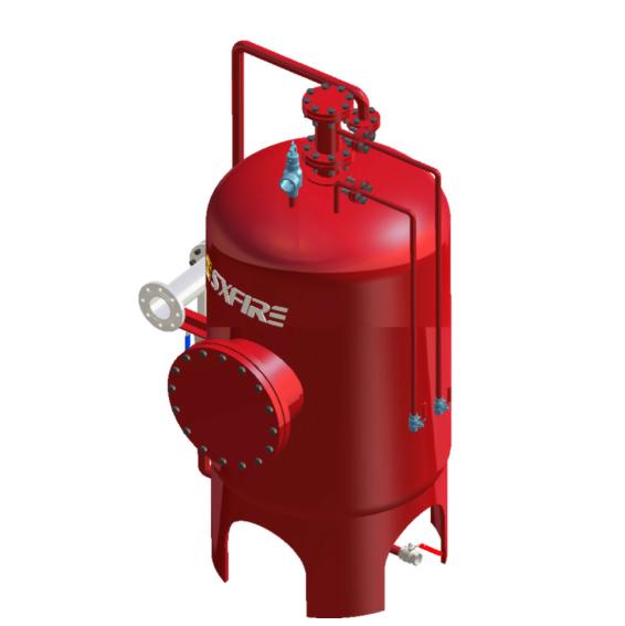 四川泡沫罐生产厂家/麦斯特消防设备价格/四川麦斯特智能科技有限公司