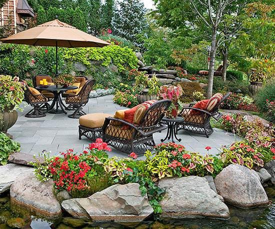 庭院园林景观设计-成都装饰装修公司哪家好-四川正洋工程技术咨询有限公司