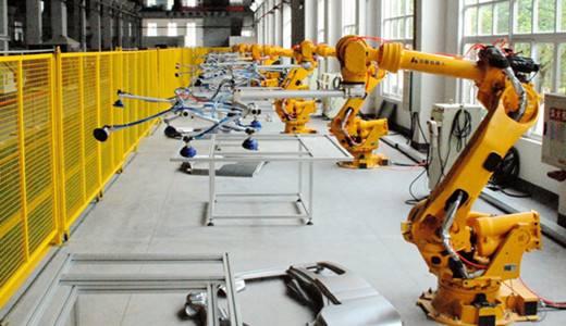 搬运工业机器人公司 成都助力机械手 四川睿智合智能装备有限公司