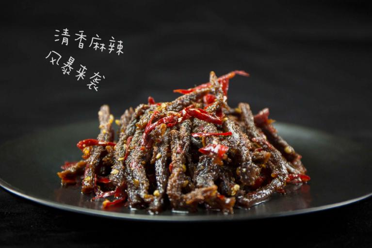 冷吃牛肉干货源-四川特产酱肉-四川豪风食品有限公司