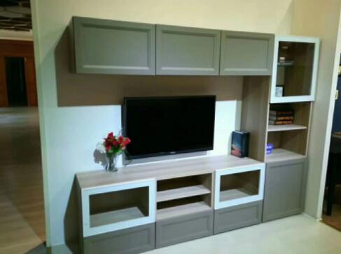 简式电视柜-厨房橱柜几多钱-成都川升家具无限公司