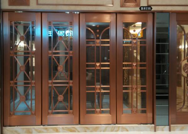 优质铜门厂家-成都轻钢结构厂房安装-成都品诚金属设施工程有限公司