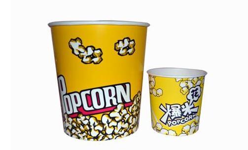环保爆米花桶 冰淇淋机多少钱一个 成都鲜味美食品有限公司