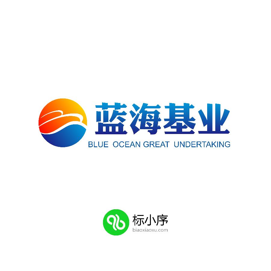 蓝海酒店集团 logo