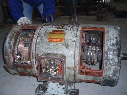 电机维修厂家/直流电机维修服务/重庆畅多机械设备有限公司