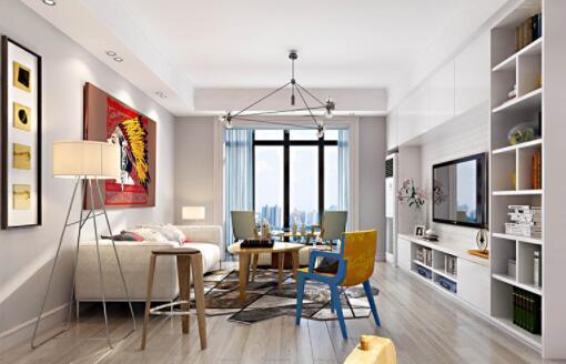 我们推荐南充装饰工程报价厂家直销 装潢设计客厅装修效果图图片服务商