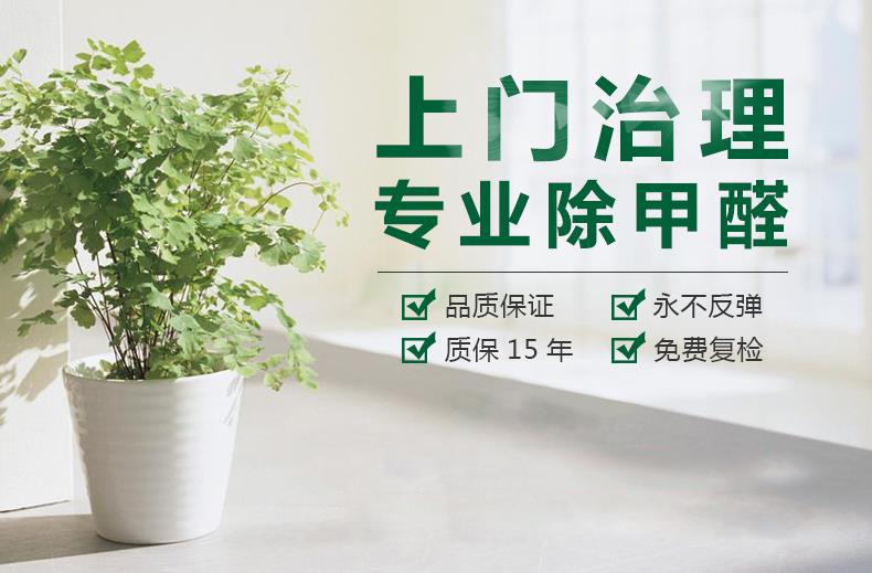 去除甲醛机构 室内空气净化治理 陕西正茂枫桦环保工程有限公司