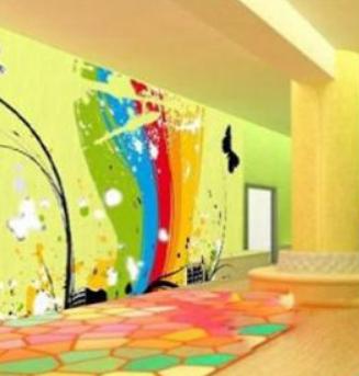 防辐射内墙涂料效果-节能建筑材料-重庆阿罗网络科技有限公司