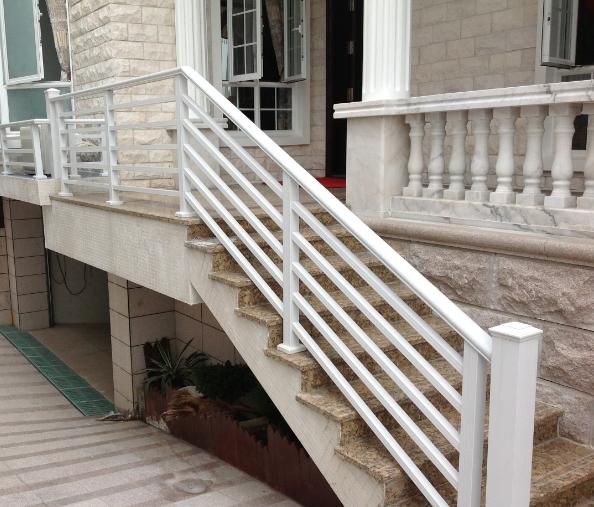 园林铝栏杆订购-建筑钢结构工程-成都品诚金属设施工程有限公司