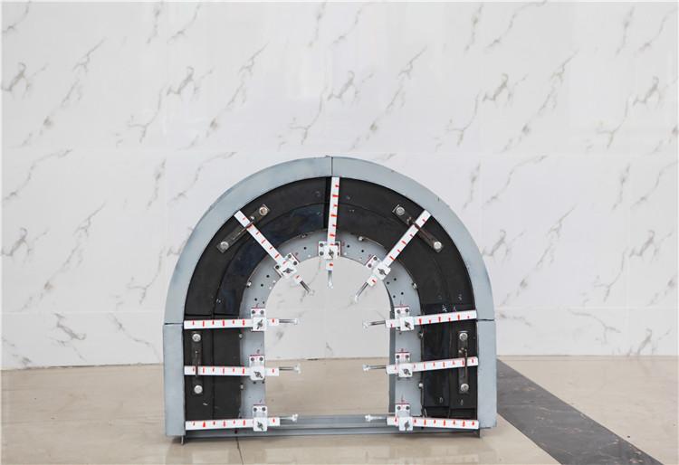 台车端头模种类 防水复合橡胶堵头板生产厂家 四川皓德斯新材料科技有限公司