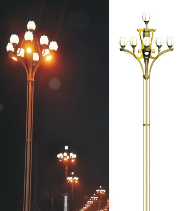 成都路灯价格_太阳能路灯定制_成都市光荣灯具制造有限公司