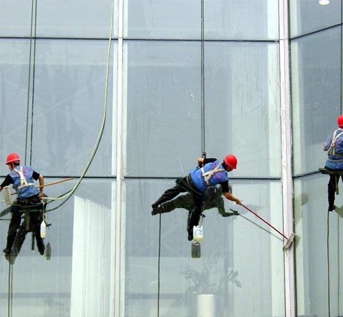 外墙玻璃清洗价格-石材翻新护理公司-成都泽旭保洁服务有限公司