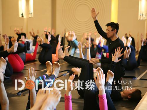 专业普拉提课程 专业瘦身塑形减肥操 河南东臻健身服务有限公司