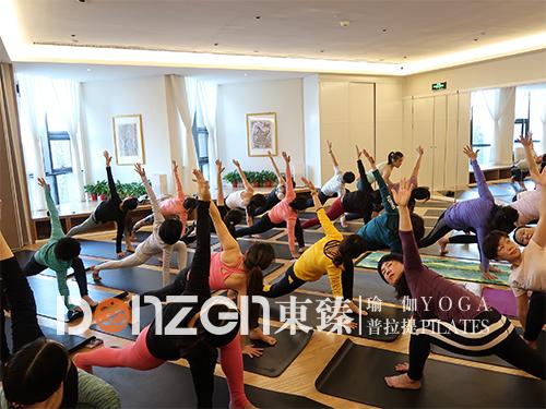 瑜伽瘦身塑形 瑜伽培训学院 河南东臻健身服务有限公司