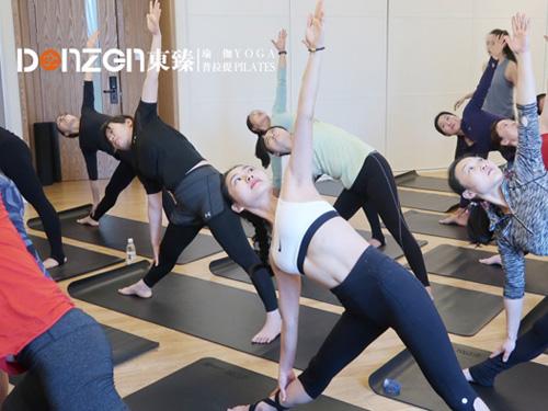 郑州空中瑜伽培训哪家好-瑜伽培训学院-河南东臻健身服务有限公司