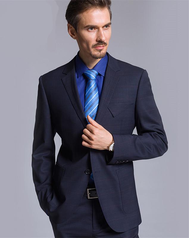 制服 白领职业西装哪家好物有所值 广东广州衬衫马甲专业定制