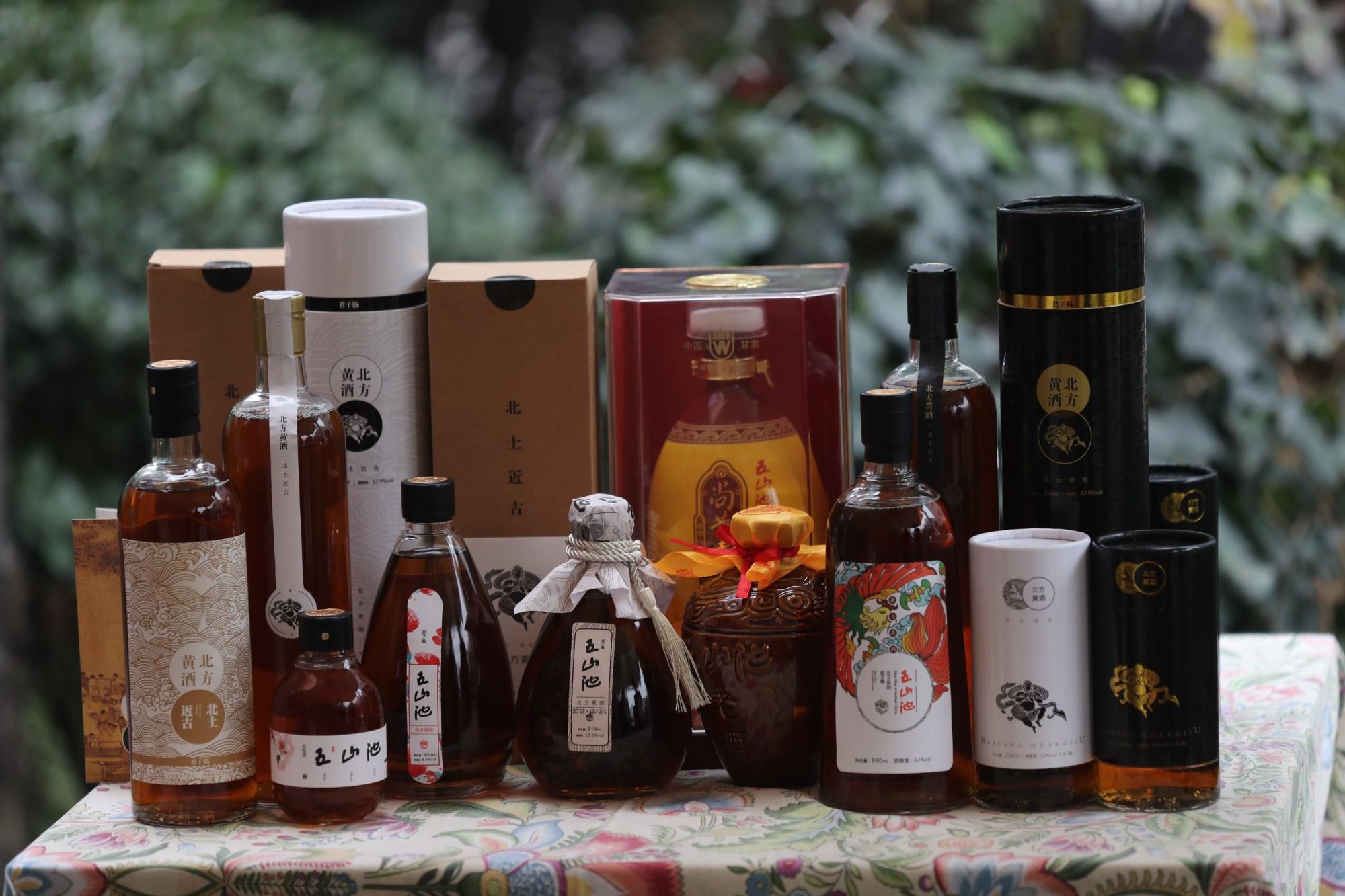 北粮北方黄酒/销量最好的米酒/岐山北方黄酒酒业有限公司