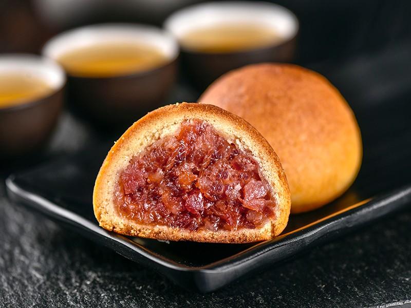 酥皮月饼哪家好/传统手工月饼多少钱/四川裕佳食品有限公司