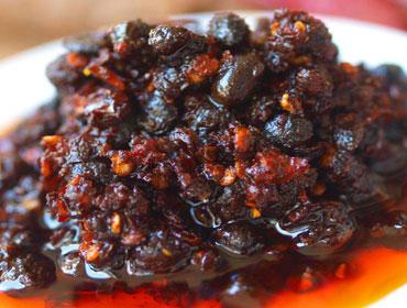 自贡风味豆豉厂家 富顺冷吃店麻辣鸡尖鸡翅在哪里 富顺薪康冷吃店