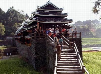 湖南2018十大旅游景点/2018十大旅游景点报价/贵州省