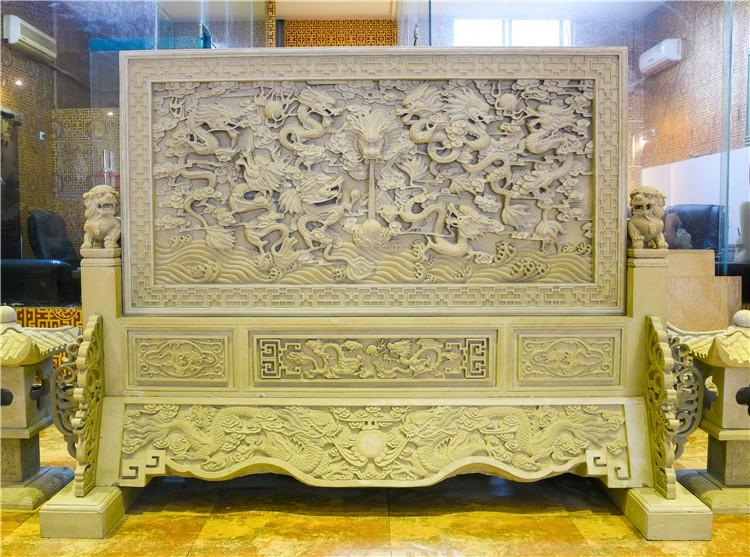 手工石雕画多少钱 手工青石浮雕画制作 四川东韵石雕工艺品有限公司
