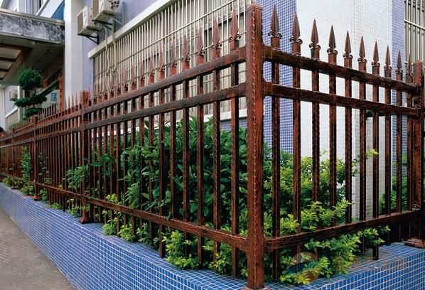 户外铁艺防护网价格_豫贸网