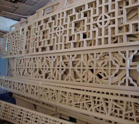 西山区花格厂_更高能其他木质材料