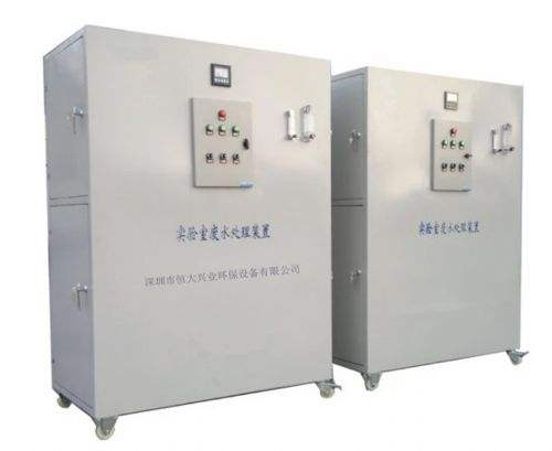 实验室废气废水处理制度_保护膜网
