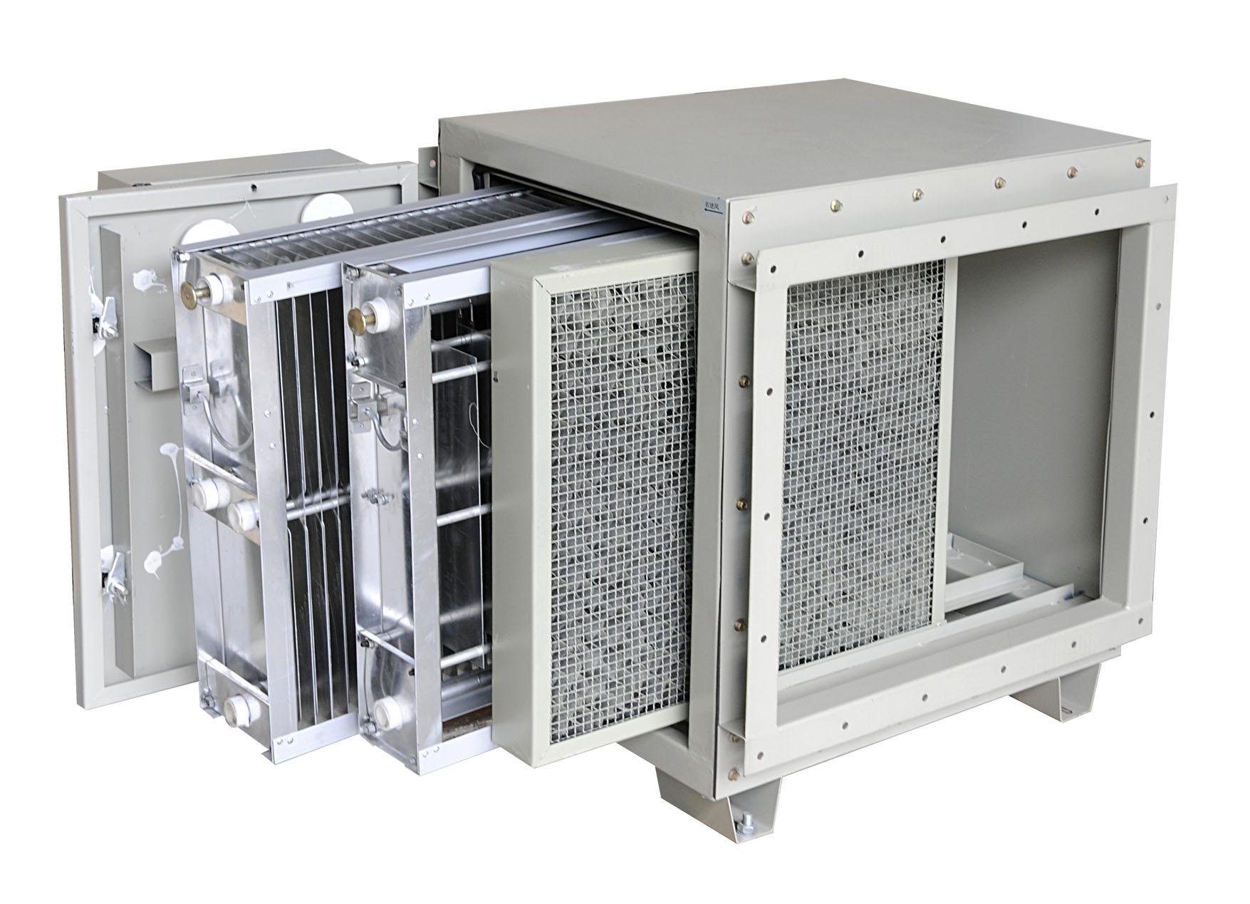 打磨粉尘废气处理设备价格_玻璃网
