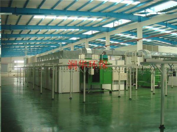 工业喷涂生产线_防腐涂装设备