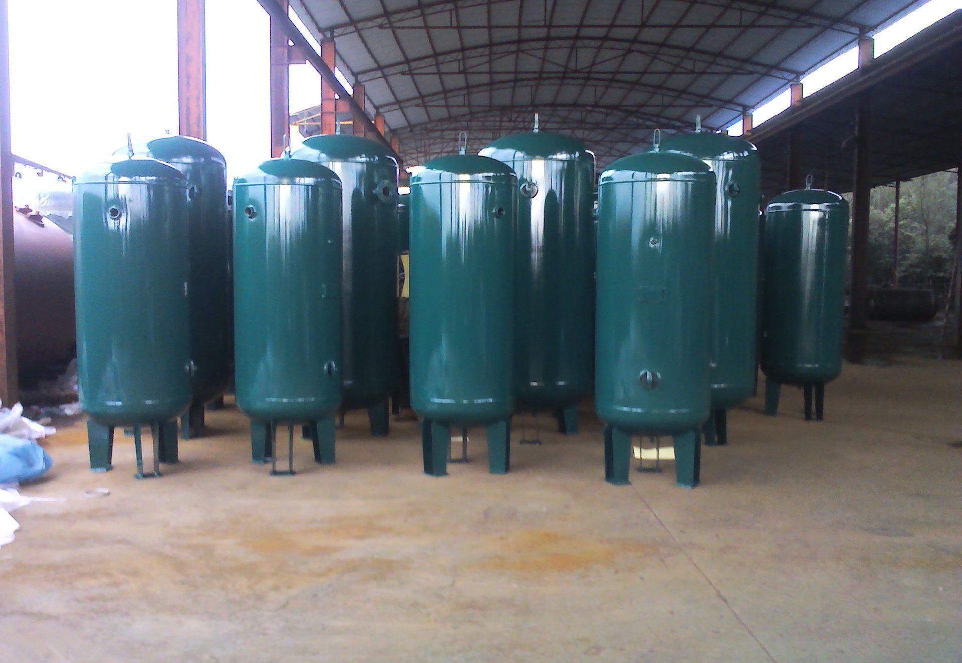 高压储气罐厂家_四川机械及行业设备价格-成都康普斯压缩机有限公司