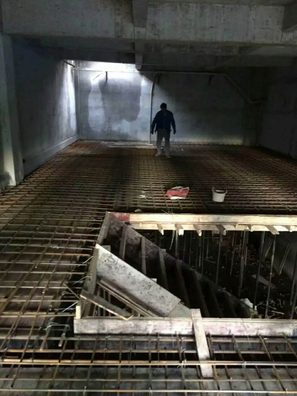 华南地区门市加层_保护膜网