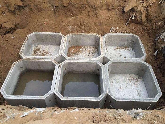 西安蓄水池_保护膜网