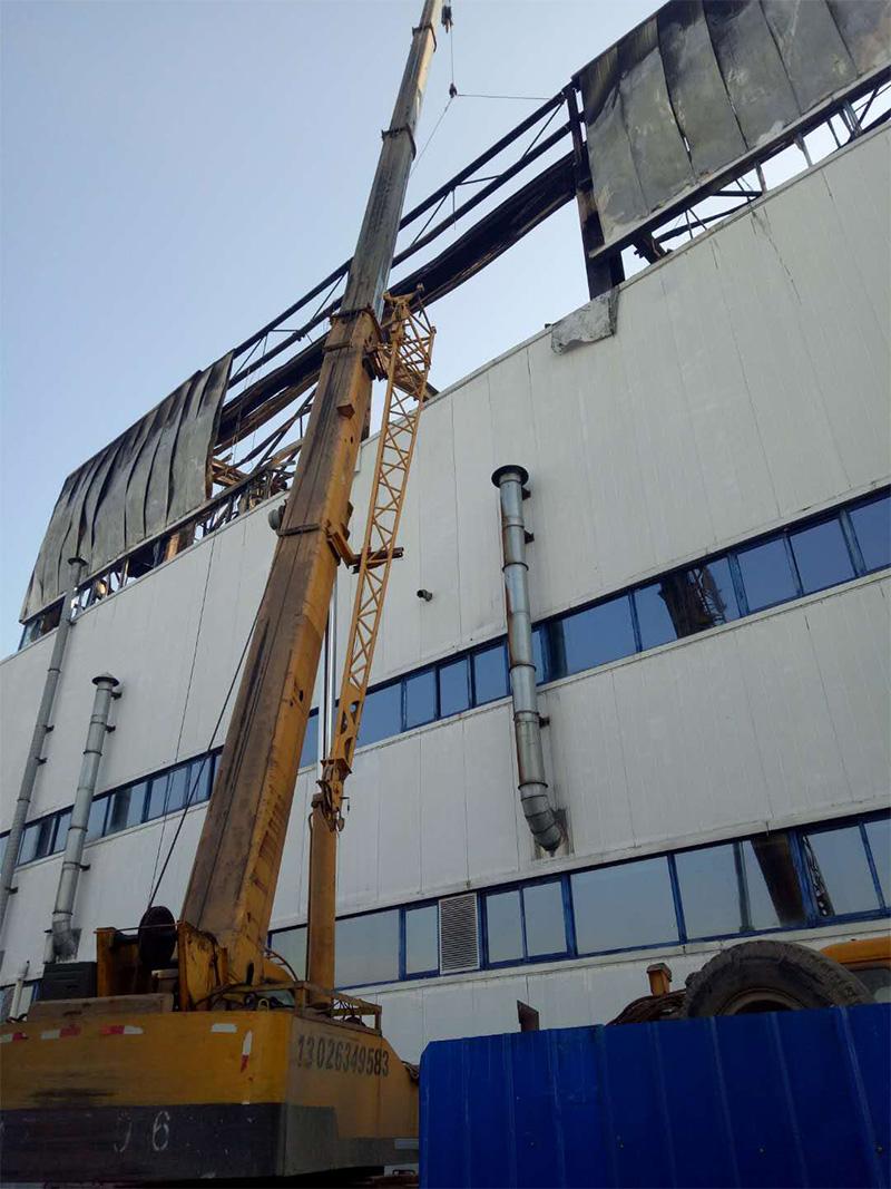 废旧厂房拆除施工_168商务网