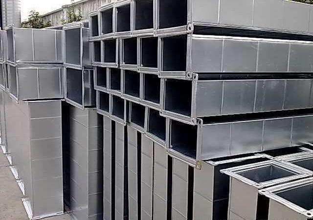 四川不锈钢烟道_贵州建筑、建材厂家-重庆银诚金属制品有限公司