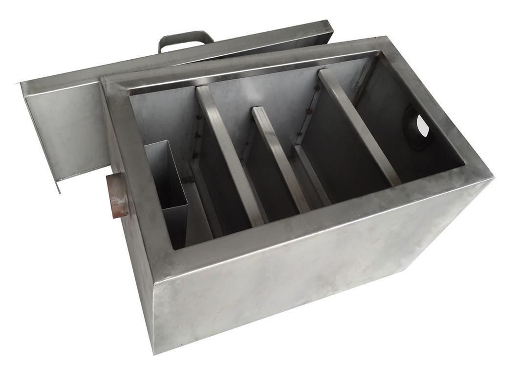 不锈钢隔油池怎么安装_金属建材厂家