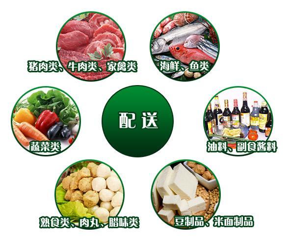 一站式生鲜食材配送怎么收费_四川仓储与配送