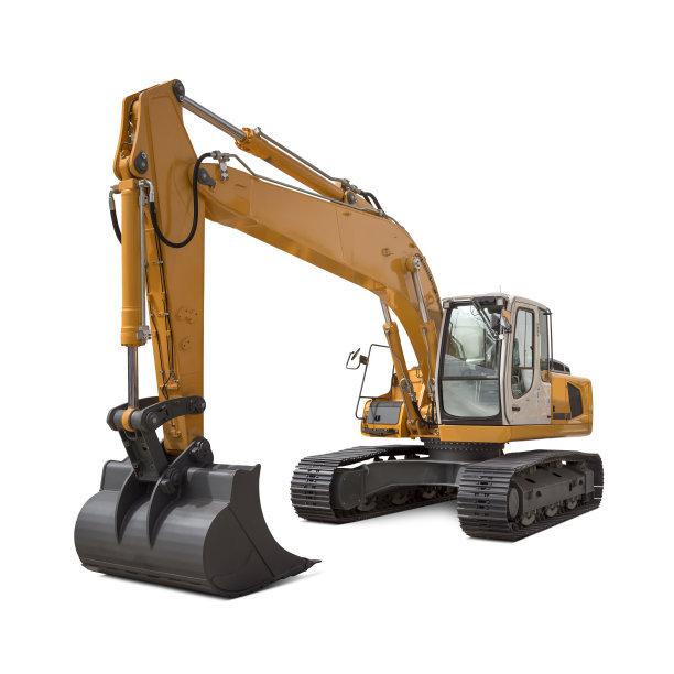 轮式挖掘机_液压挖掘机械
