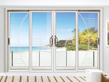 钛合金门窗型材批发_不锈钢门窗相关