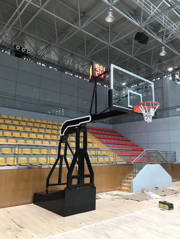 专业篮球架批发_四川二手体育休闲设施厂家直销
