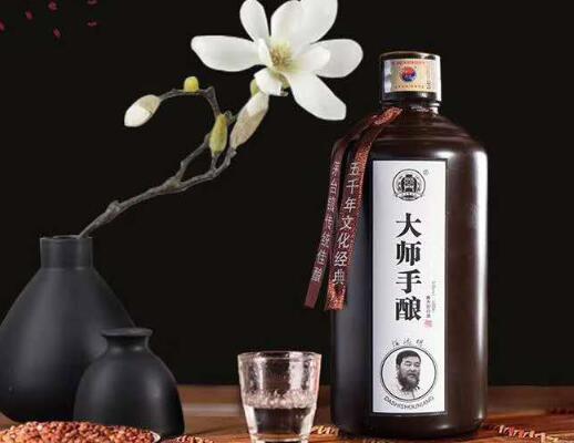 正品大师手酿白酒_品质保证白酒