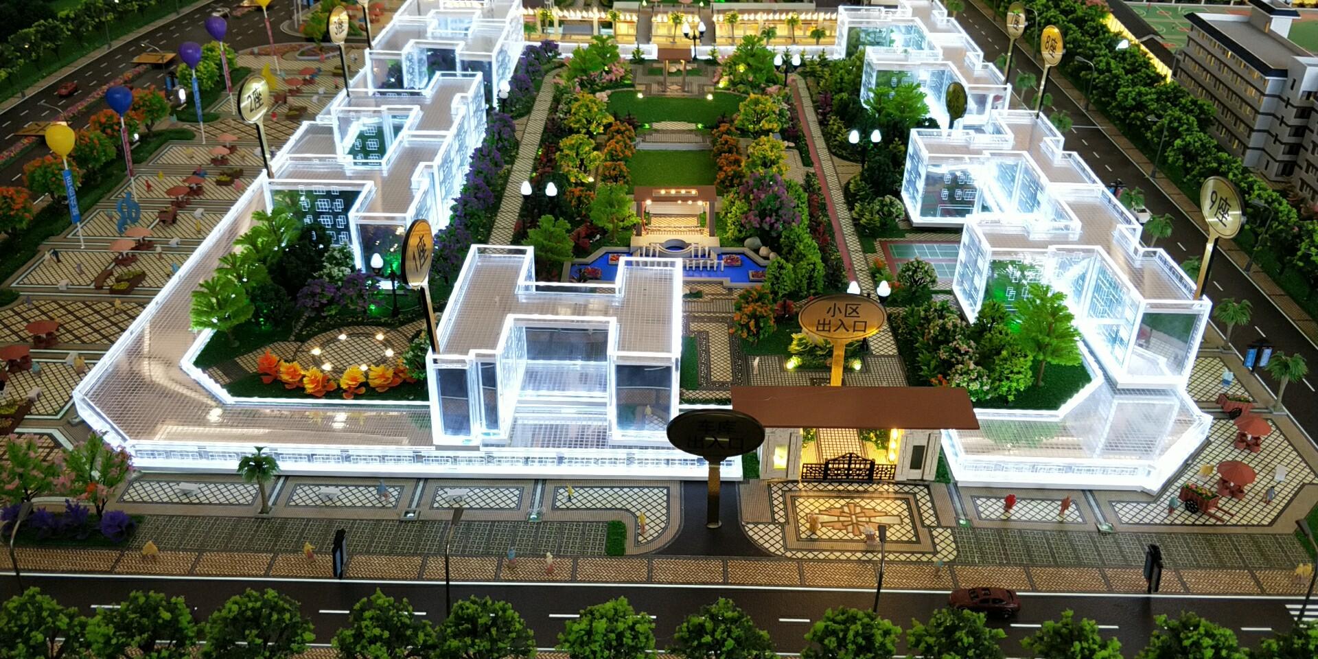 广州凡创建筑模型设计有限公司