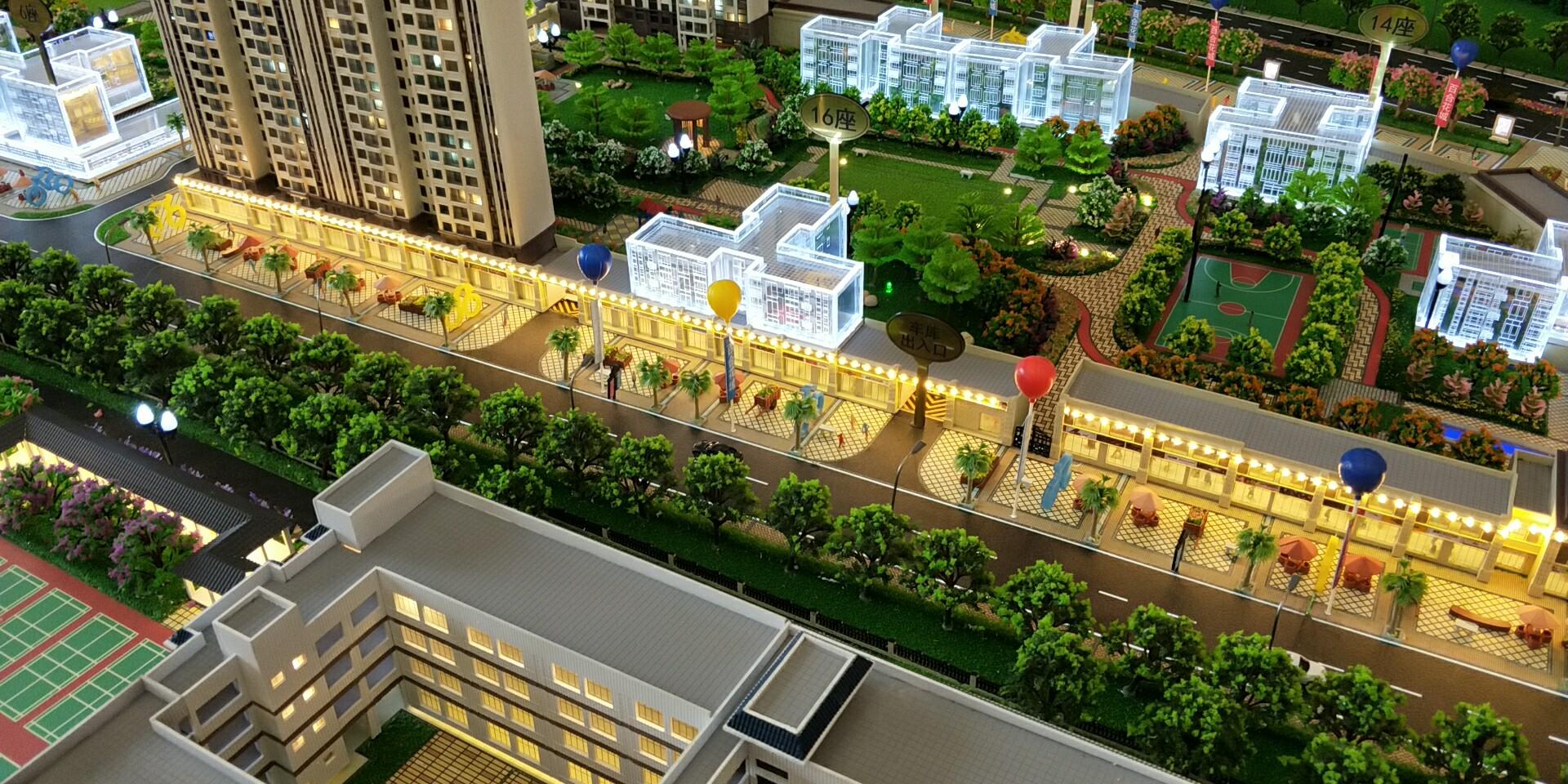 广州古建模型设计公司_建筑模型相关
