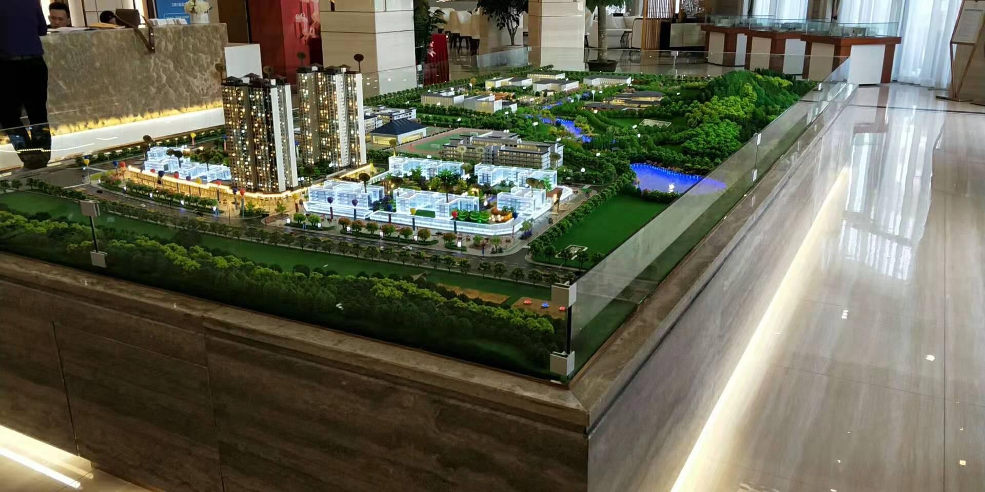 清远古建模型厂家_广州建筑图纸、模型设计报价