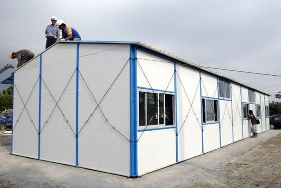 集装箱活动房定制_西安活动房搭建