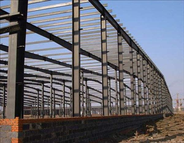 建筑钢结构价格_陕西钢结构工程