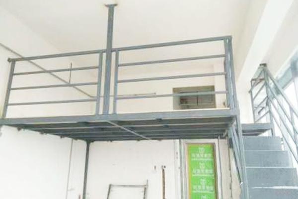 跃层公寓_loft工程施工